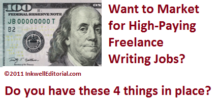 writing jobs that pay