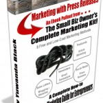 Marketing with Press Releases: A Simple Step-by-Step Guide