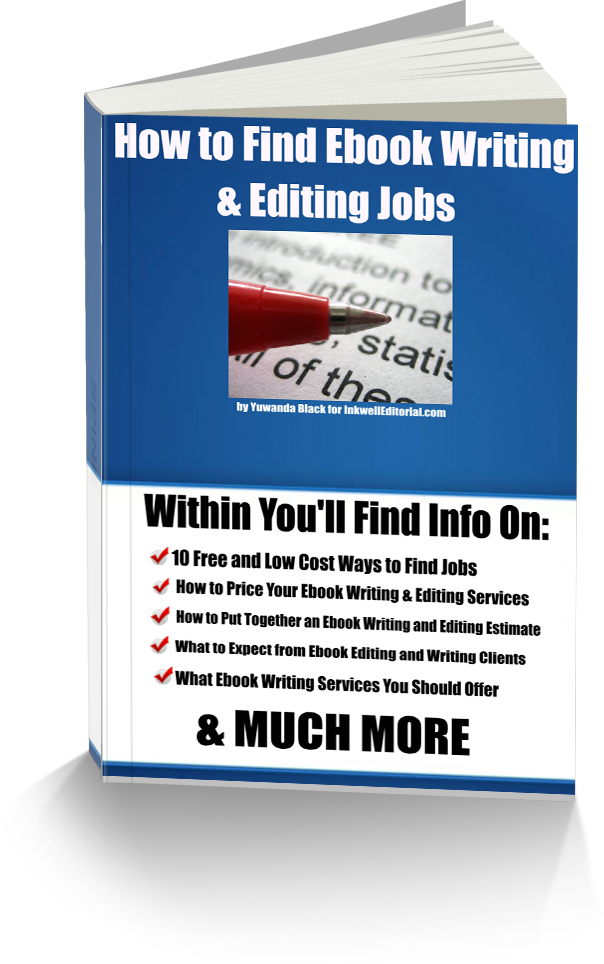 How to Find Ebook Writing and Editing Jobs