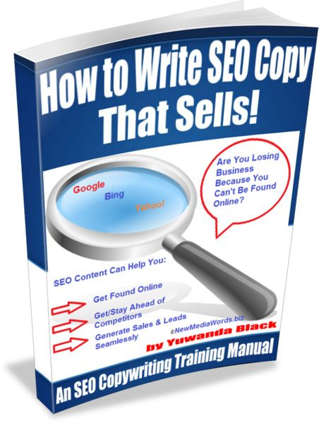 An SEO Copywriting Training Guide