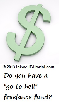 Financial Tips for Freelance Writers