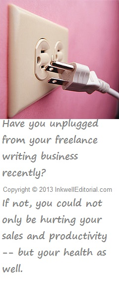 Productivity and Health Tips for Freelance Writers