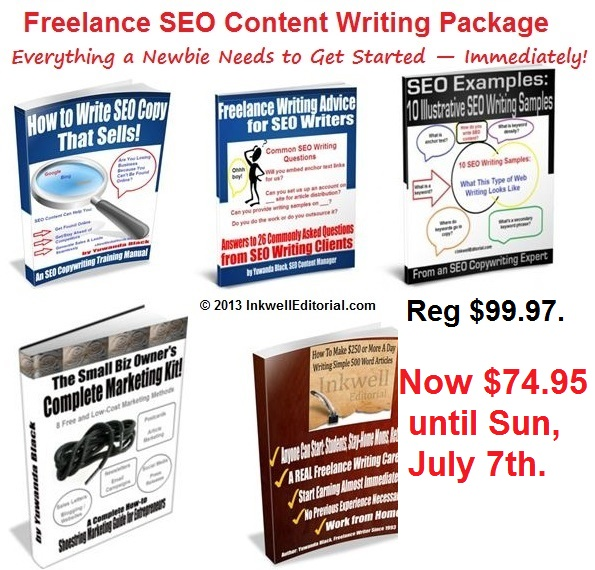 How to Start an SEO Writing Business