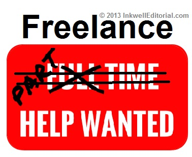 GGet Freelance Writing Jobs by Applying to Full-time Job Listings