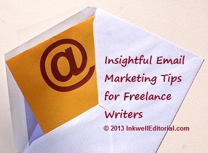 Email Marketing Tips for Freelance Writers