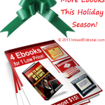 Self-Publishing Money-Making Tips for the Holidays: Are You Leaving $$ on the Table by Not Doing These 3 Things?