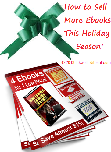 How to Sell More Ebooks During the Holidays (Tips for Self-Publishers