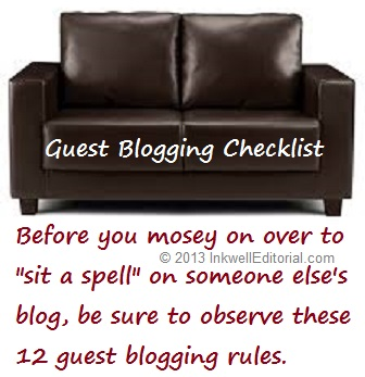 Guest Blogging Tips for Freelance Writers