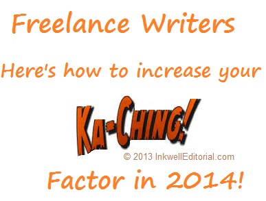 How to Earn More as a Freelance Writer in 2014