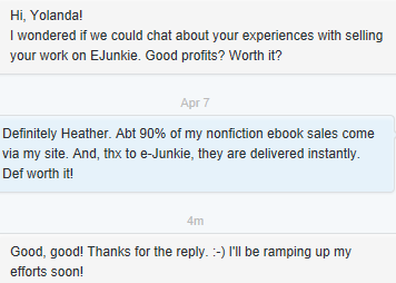 Is Selling Ebooks on eJunkie Profitable?
