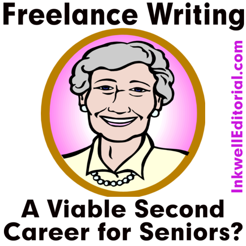 How much can you earn as a freelance writer? Advice for Senior Citizens