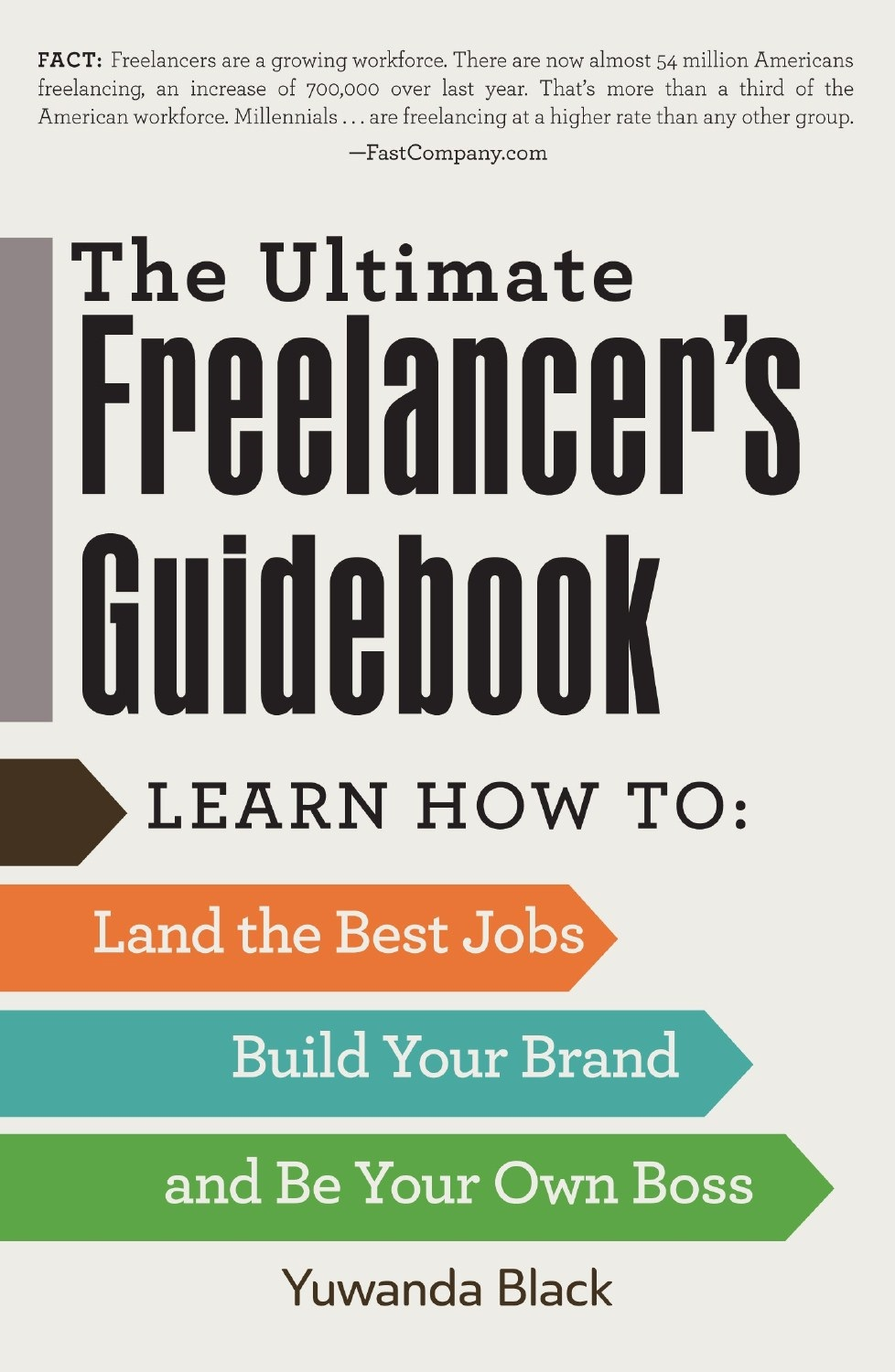 The Ultimate Freelancer's Guidebook on Amazon