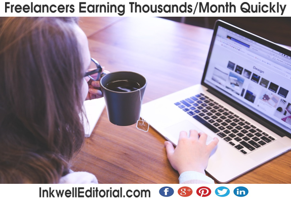 How to Land High-Paying Freelance Writing Gigs
