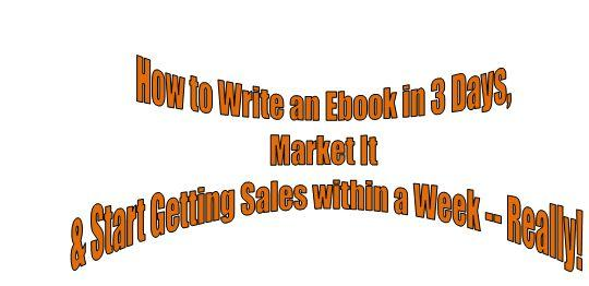 how-to-write-an-ebook-in-3-days