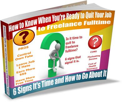 What You Need to Know Before You Quit to Freelance Full-time