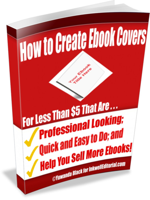 How To Make A Digital Book Cover : How to create ebook covers for less than they re