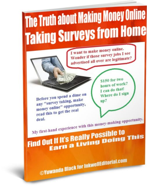 Can You Really Earn Money Taking Surveys Online | Inkwell Editorial