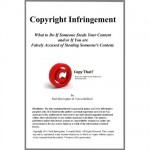 Legal Advice for Freelance Writers (and Other Content Producers) from an Intellectual Property Attorney on How to Protect Your Work from Copyright Infringement and Other Types of On & Offline Theft