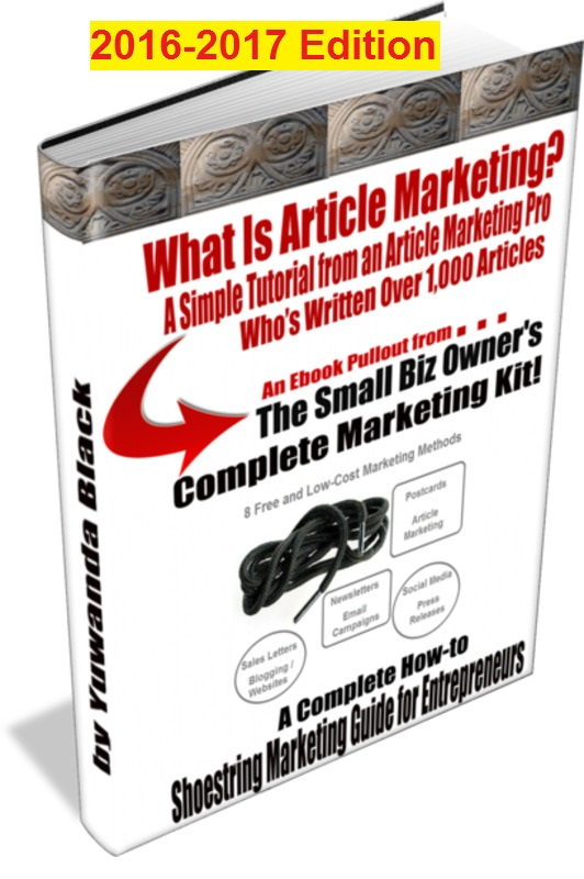 How to Market with Articles
