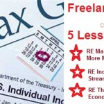 Freelancing and Taxes: 5 Things I Learned When I Filed Taxes This Year That Can Help YOU Earn More Next Year