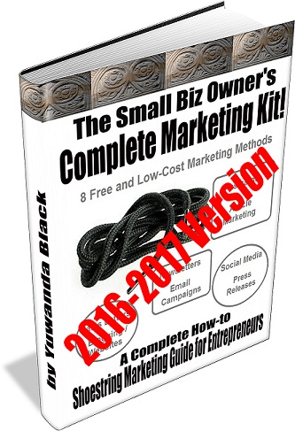 The Small Biz Owner's Complete Marketing Kit