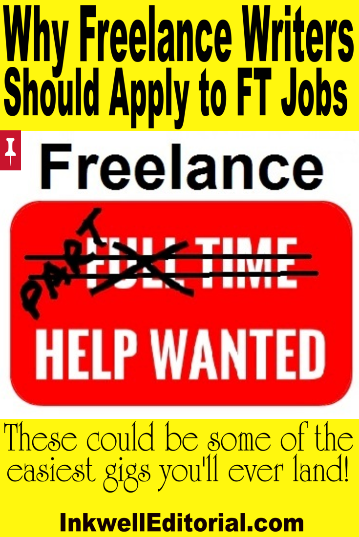 why lance writers should apply to full time jobs reasons  the editorial hiring process