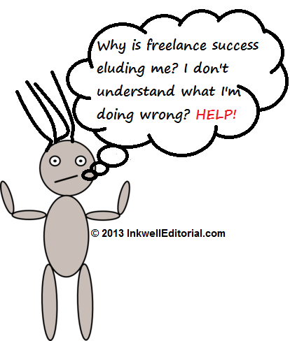 Advice on Becoming a Freelance Writer: Should This Freelance Give Up?