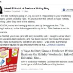 Online Writing Jobs: 10+ Unusual Ways To Make Easy Money On The Internet If You Love Writing
