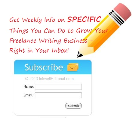 Freelance Writers: How to Get More Subscribers to Your Mailing List