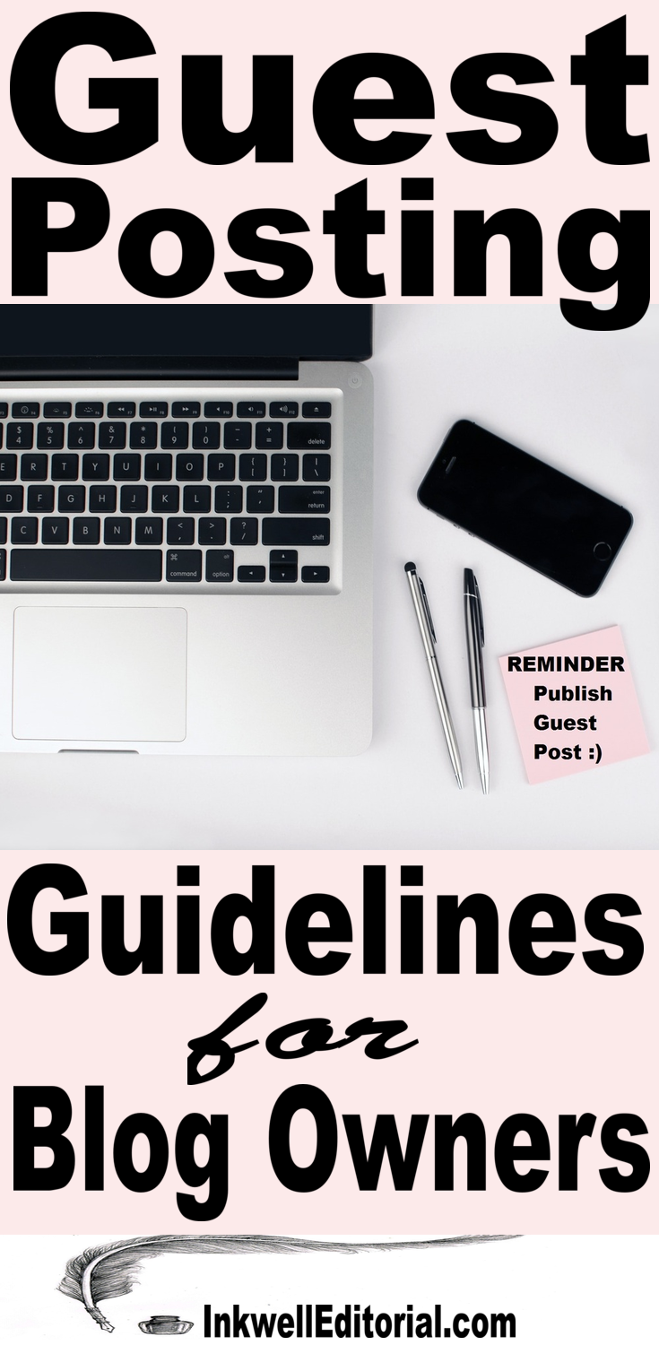 Dating blog guest post guidelines
