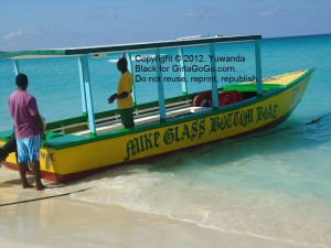 Mike's Glass Bottom Boat