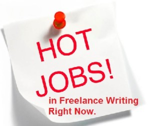 Opportunities in Freelance Writing in 2014