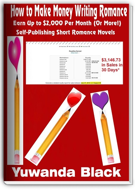 How to Make Money Writing Short Romance Novels