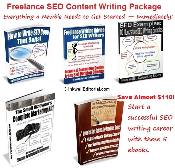 Freelance SEO Writing Content Package