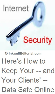 Internet Security Tips for Freelance Writers