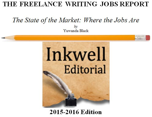 The 2015-2016 Freelance Writing Jobs Report