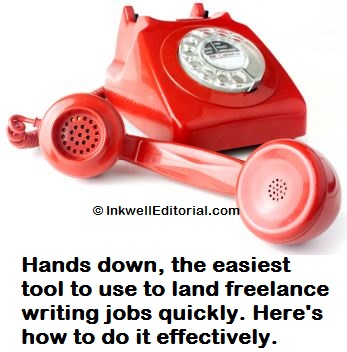 Cold Calling Tips for Freelance Writers