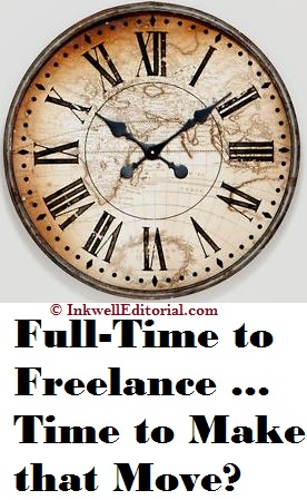 How to transition from a full-time job to freelancing full-time