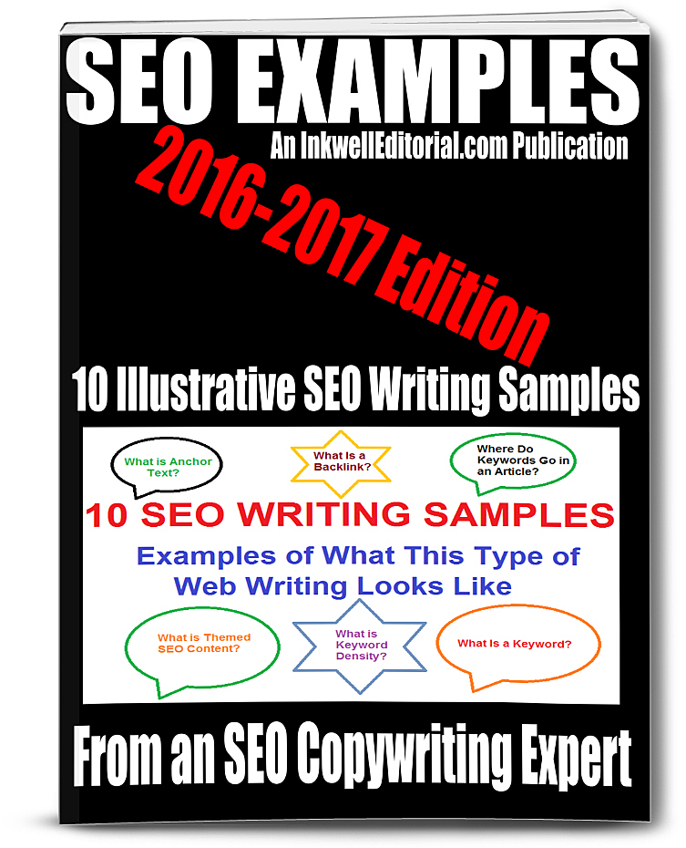 SEO Writing Examples