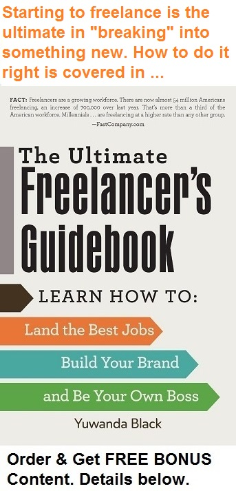 Freelance Writing Tips: How to Break into a New Niche