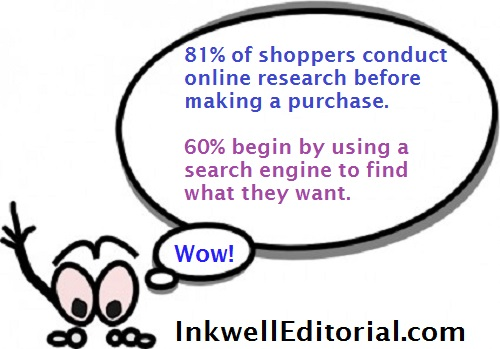 Writing SEO Content Correctly Is Important Because It Drives Traffic & Sales