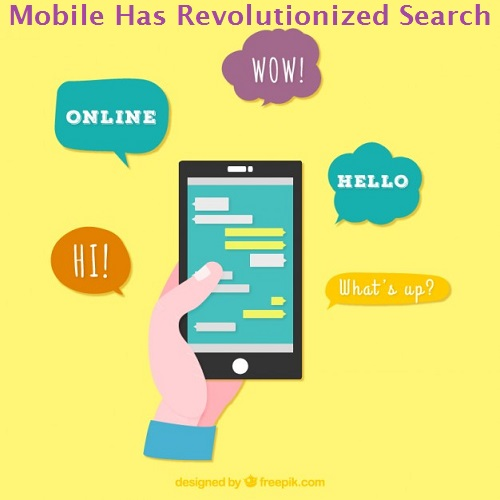Mobile Has Changed the Way Web Surfers Search for Information Dramatically