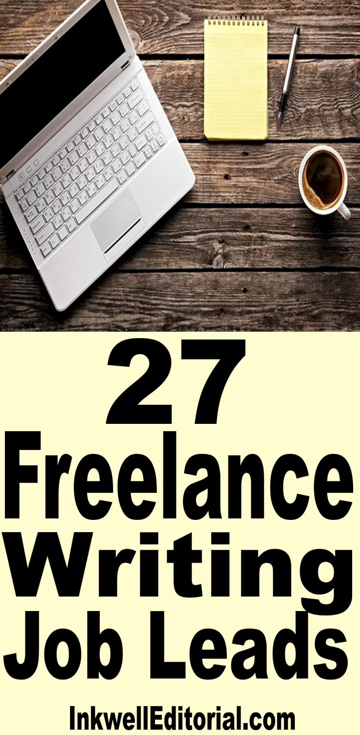 Jobs for freelance writers of erotica