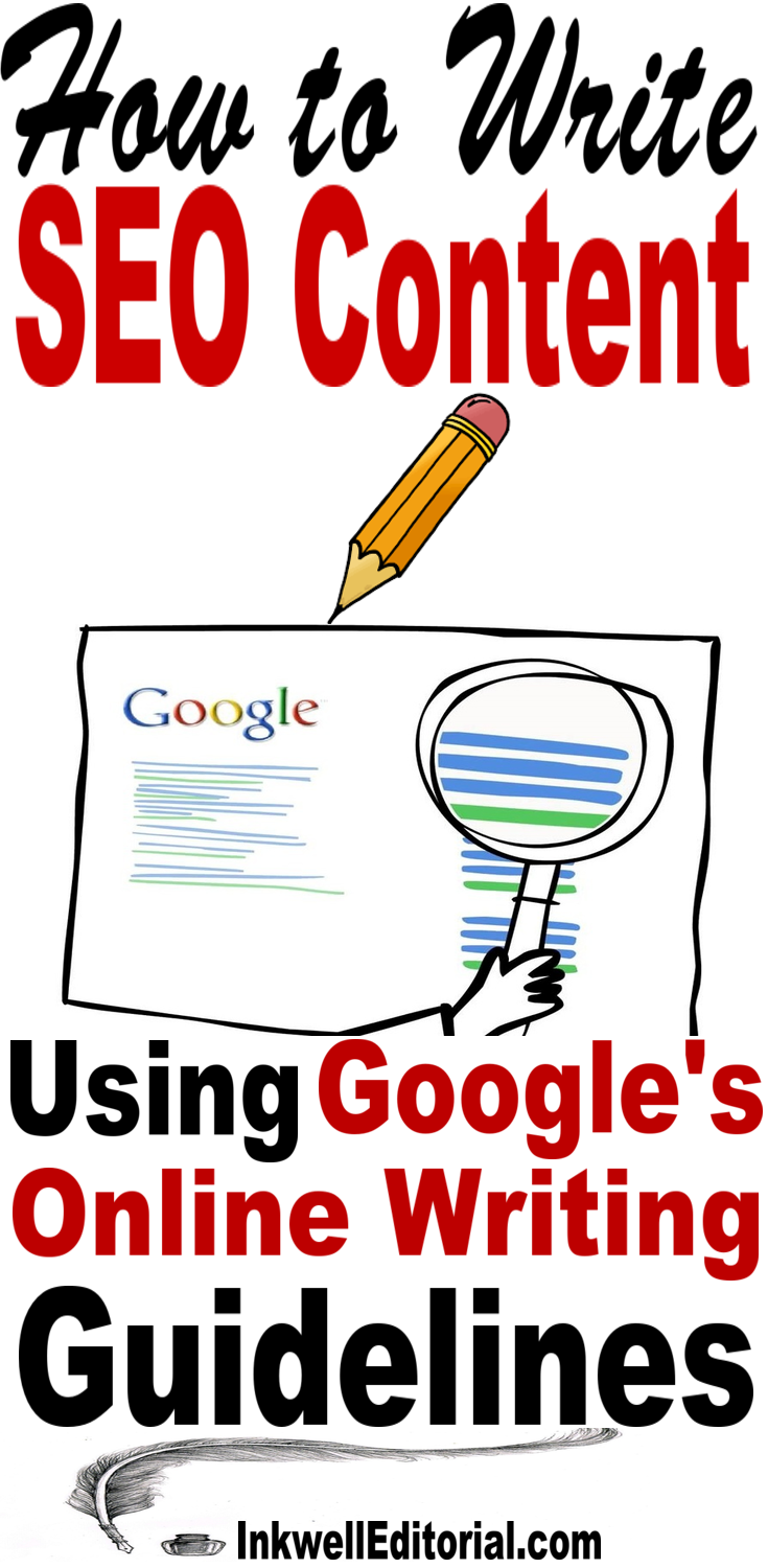 How to Write SEO Content Using Google Online Writing Guidelines