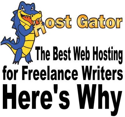 Why HostGator is the best web hositing company for freelance writers (IMO)