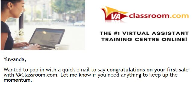 Virtual Assistant Accredited Training