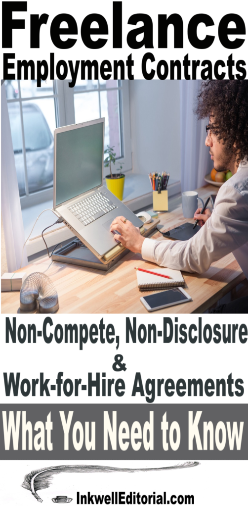 Freelance Contracts: What You Need to Know about Non-Competes, NDAs & Work-for-Hire Agreements