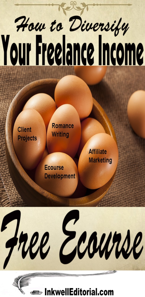 How to Diversify Your Freelance Writing Income by Writing Romance