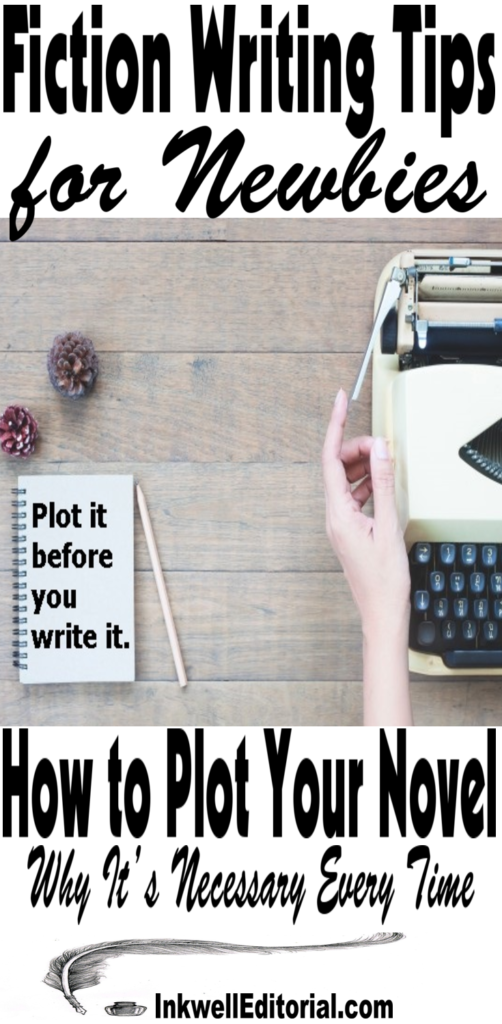 How to Write a Plot Outline - and Why You Should for Every Story