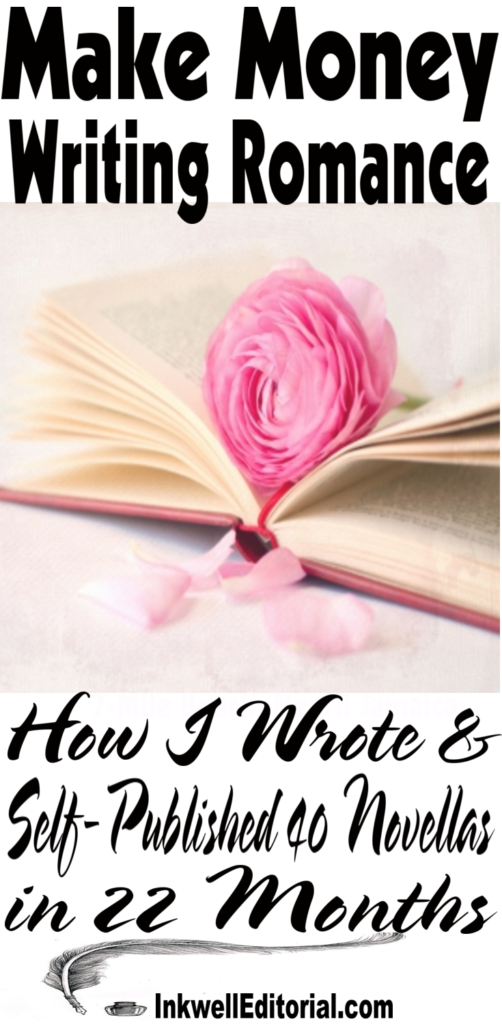 How I Wrote & Self-Published 40 Romance Novels in 22 Months
